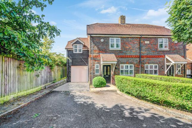 Thumbnail Semi-detached house for sale in Chairmakers Close, Princes Risborough