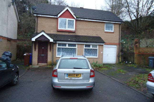 Thumbnail Detached house to rent in Coppleridge Drive, Crumpsall, Manchester