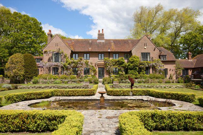 Thumbnail Detached house for sale in Bucklers Hard Road, Beaulieu, Brockenhurst, Hampshire