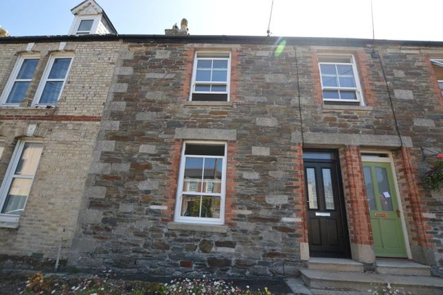 3 bed terraced house to rent in Fair Street, St. Columb, Cornwall TR9