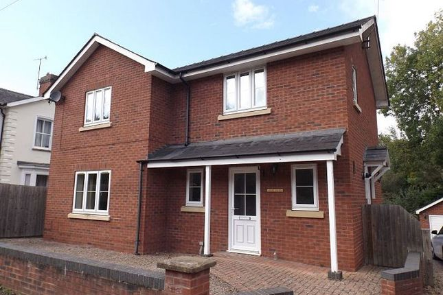 Thumbnail Detached house for sale in Pontrilas, Hereford