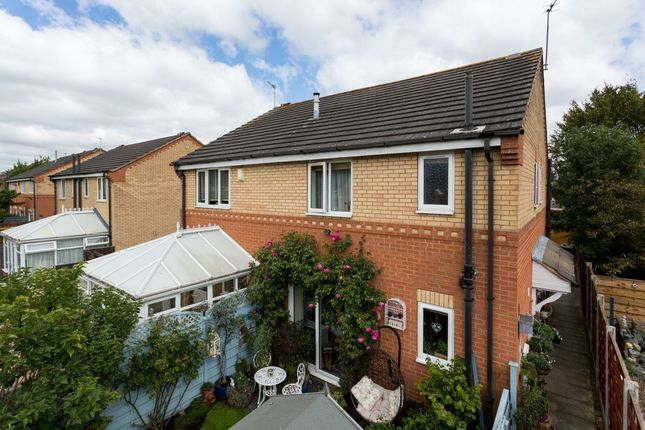 Thumbnail Property for sale in Morehall Close, Clifton Moor, York