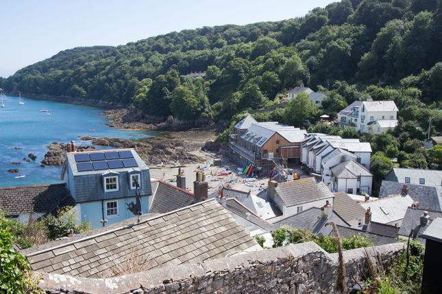 Thumbnail Flat for sale in The Bay, Cawsand, Cornwall