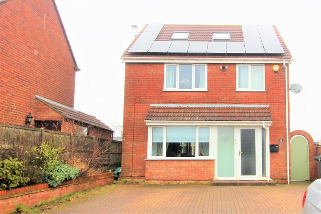 Thumbnail Detached house to rent in Earth Lane, Lound