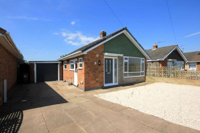 Detached bungalow for sale in Meadow Way, Stone