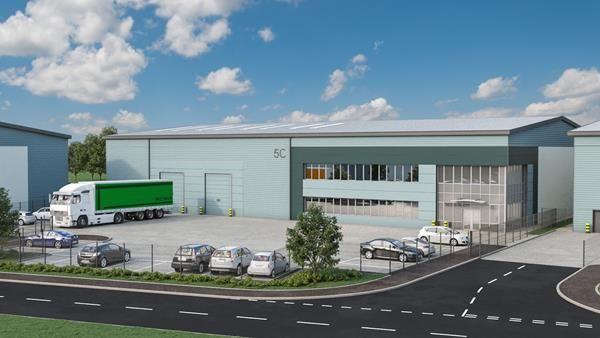 Thumbnail Light industrial to let in Plot 5c, Ashroyd Business Park, M1, Barnsley