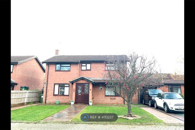 Thumbnail Detached house to rent in Atherstone Court, Two Mile Ash, Milton Keynes