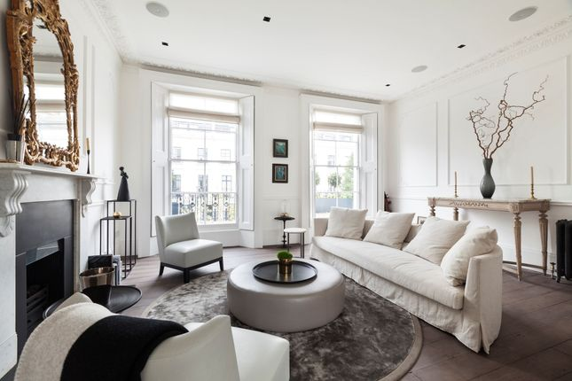 Thumbnail Terraced house to rent in Hereford Road, Bayswater, Westminster