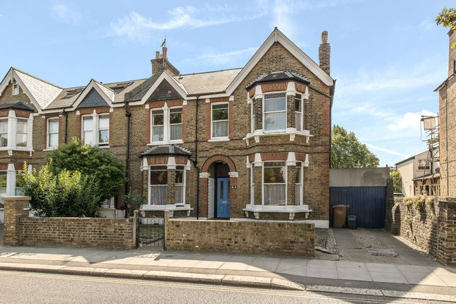 Thumbnail Semi-detached house for sale in Queens Road, Wimbledon