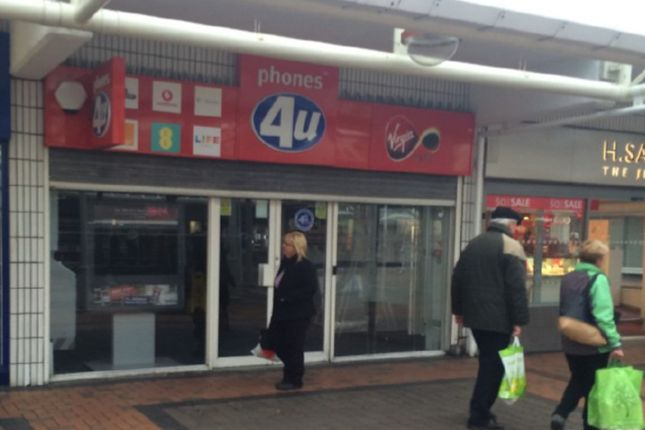 Thumbnail Retail premises to let in Unit 4, St John's Square, Pyramids Shopping Centre, Birkenhead