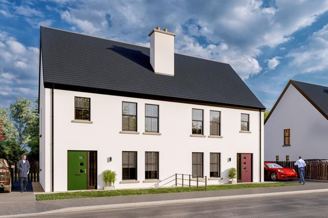 Thumbnail Flat for sale in House Type H, Cumber View, Claudy