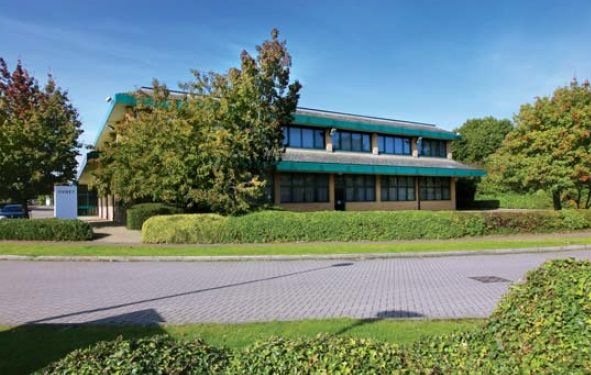 Thumbnail Office to let in Rutherford Close, Stevenage