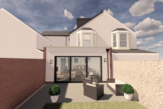 Thumbnail Terraced house for sale in Cathedral Road, Cardiff