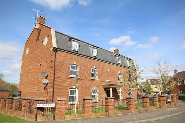 Thumbnail Flat to rent in Ulysses Road, Swindon