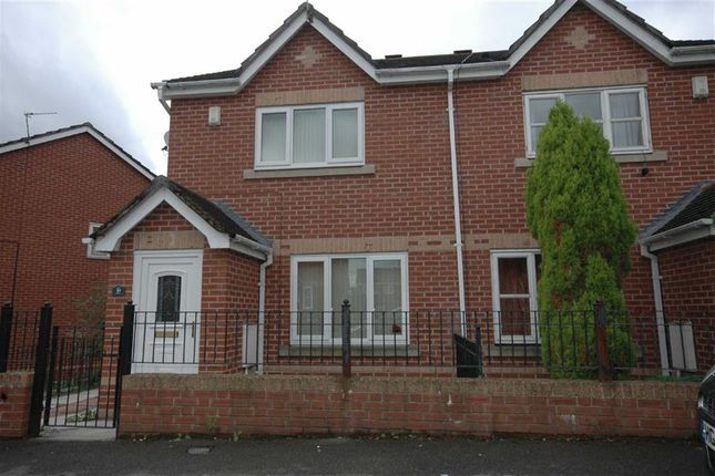 Thumbnail Semi-detached house to rent in Venture Scout Way, Cheetwood, Manchester
