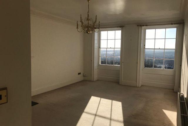 Spacious Lounge of 40 Royal York Crescent, Clifton, Bristol BS8