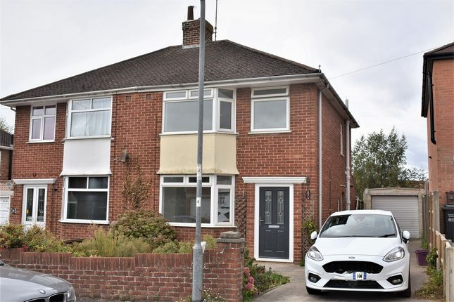 Thumbnail Semi-detached house to rent in Richmond Road, Yeovil
