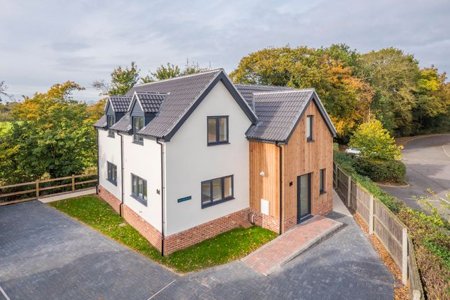 Thumbnail Detached house for sale in Rougham, Bury St Edmunds, Suffolk