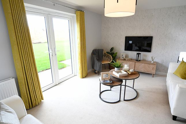 "3 bedroom property for sale in ""The Larch"" at St. Marys Terrace, Coxhoe, Durham"