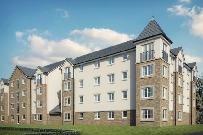 Thumbnail Flat for sale in Off Kirkliston Road, South Queensferry
