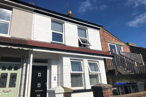 Thumbnail Property to rent in Lanfranc Road, Worthing