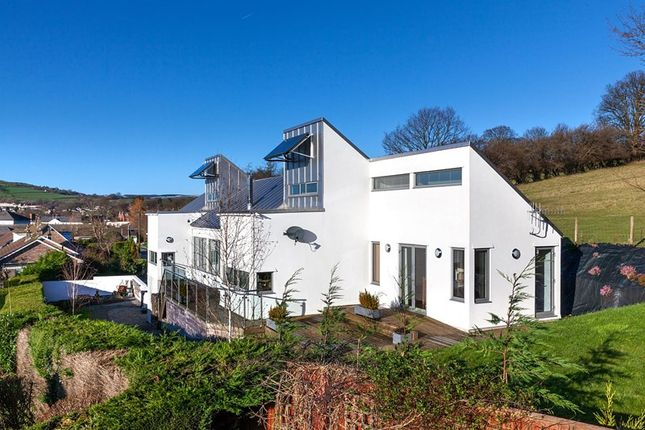 Thumbnail Detached house for sale in Camden Crescent, Brecon