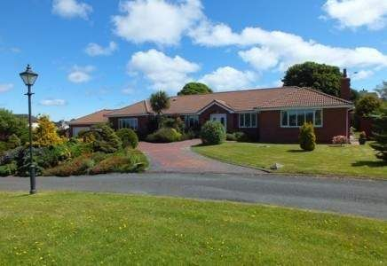 Thumbnail Detached bungalow for sale in Highland Westhill Village, Jurby Road, Ramsey
