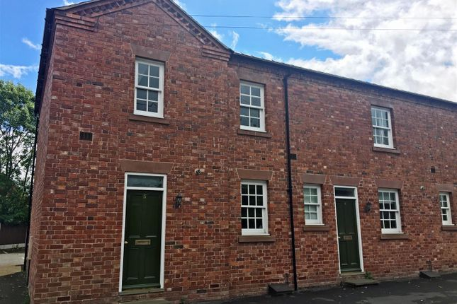 Thumbnail Terraced house to rent in Eyton Lane, Baschurch, Shrewsbury
