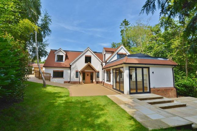 Thumbnail Detached house for sale in Beeches Drive, Farnham Common, Slough