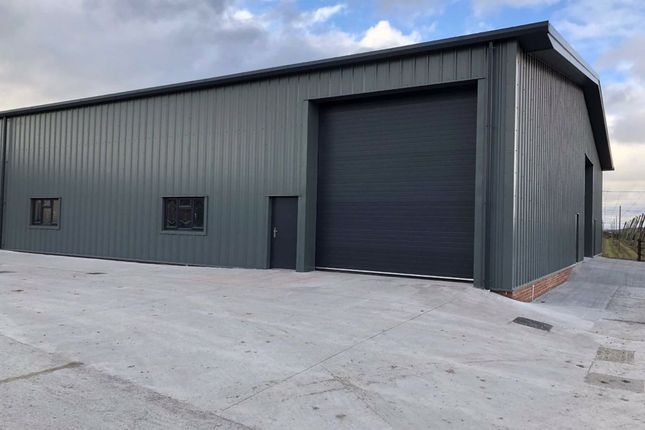 Light industrial to let in Glebe Farm Industrial Estate, Hereford, Herefordshire
