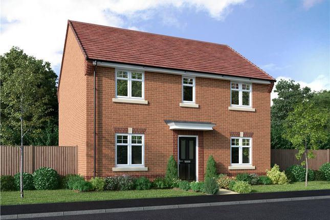 """Thumbnail Detached house for sale in """"Pearwood"""" at Stanley Parkway, Stanley, Wakefield"""