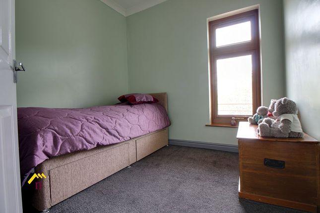 Bedroom Three of Albert Villas, Coulman Street DN8