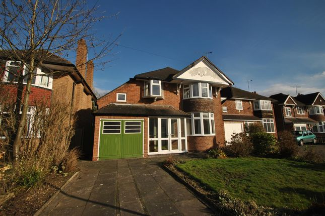 Thumbnail Detached house for sale in Elizabeth Road, Moseley, Birmingham