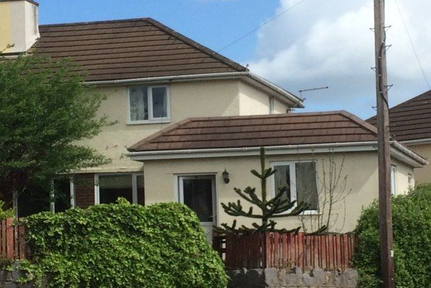 Thumbnail Property to rent in Ashburton Road, Newton Abbot