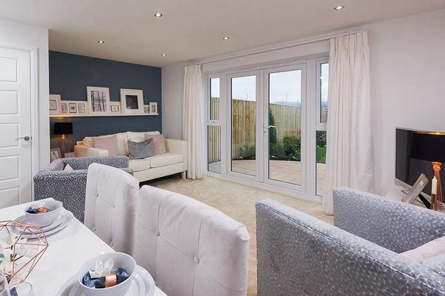 """Thumbnail Detached house for sale in """"Folkestone"""" at Sutton Way, Whitby, Ellesmere Port"""