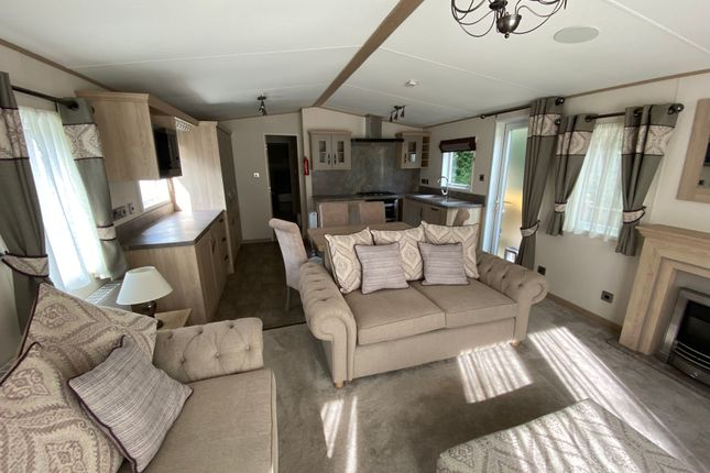 2 bed lodge for sale in Silverhill Holiday Park, Long Sutton, Spalding PE12