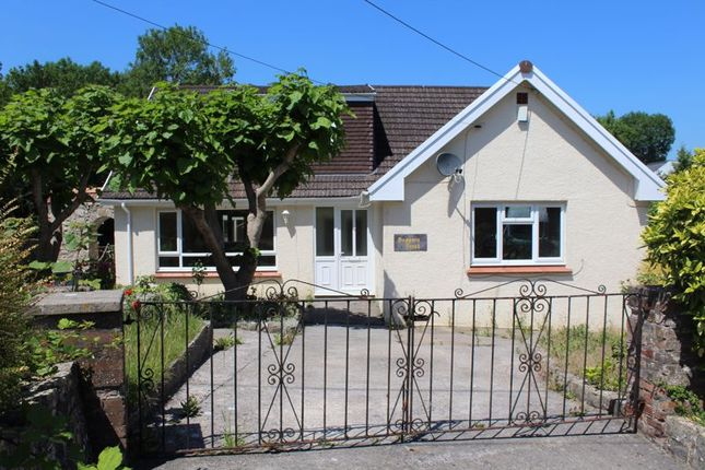 Thumbnail Detached house for sale in St. Johns Hill, St. Athan, Barry