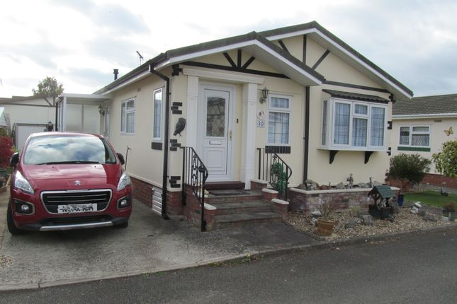 1 Bed Mobile Park Home For Sale In Ashdale London Road Ref