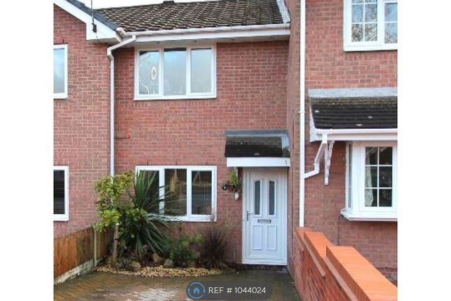 2 bed terraced house to rent in Bilbury Close, Redditch B97