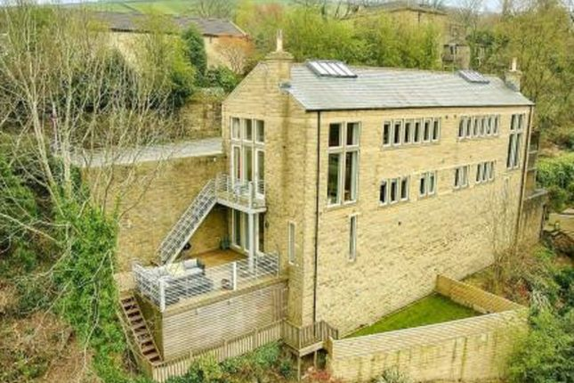 Thumbnail Property for sale in Dobb Top Road, Holmbridge, Holmfirth