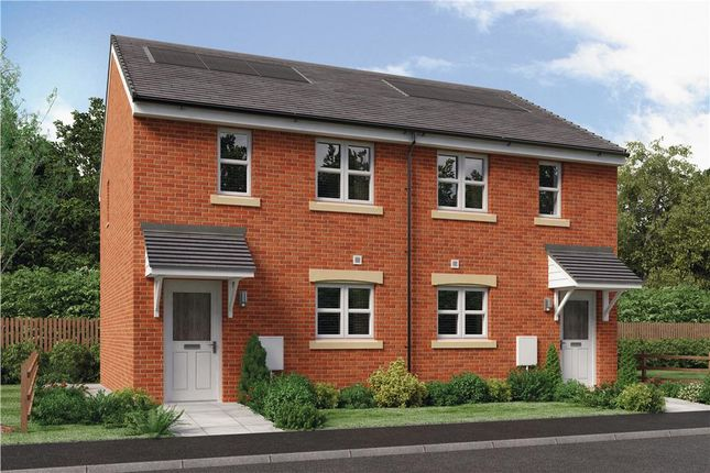 "Thumbnail Mews house for sale in ""Young Mid"" at Hawkhead Road, Paisley"