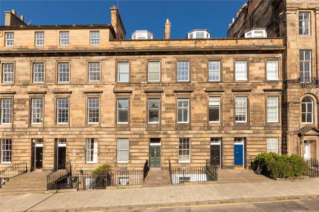 Thumbnail Terraced house for sale in Randolph Cliff, New Town, Edinburgh
