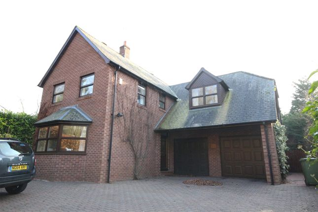 Thumbnail Detached house for sale in Beech House, Station Road, Brampton, Cumbria