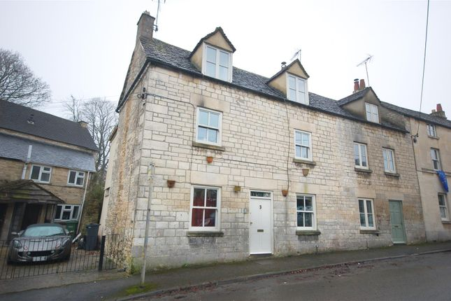 Thumbnail End terrace house for sale in Windmill Road, Minchinhampton, Stroud