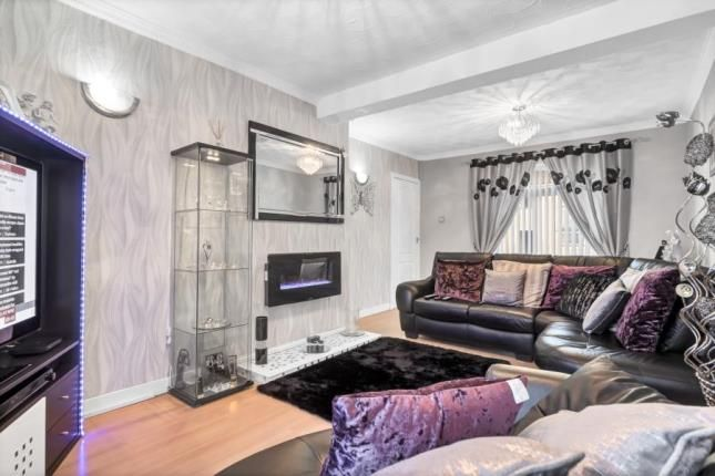 Lounge of Mitchell Avenue, Cambuslang, Glasgow, South Lanarkshire G72