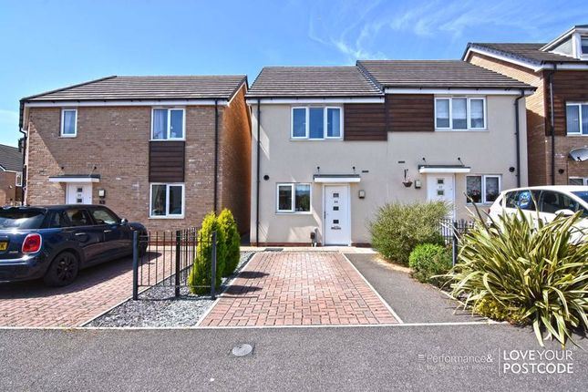 Thumbnail Semi-detached house to rent in Webley Grove, Dudley