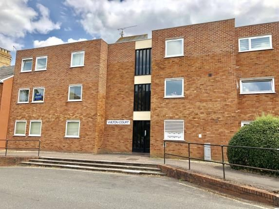 Thumbnail Flat for sale in Wilton Street, Taunton