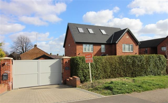 Thumbnail Detached house for sale in Sevenairs Road, Beighton, Sheffield