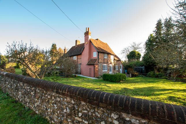 Thumbnail Detached house for sale in Crocker End, Nettlebed, Henley-On-Thames