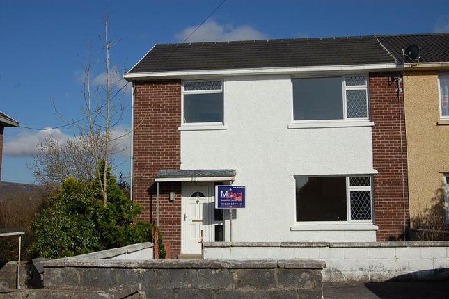 Thumbnail Semi-detached house for sale in Jones Terrace, Glanamman, Ammanford